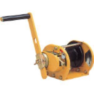 【あす楽対応】マックスプル [GM-1] 回転式手動ウインチ (100KGヨウ) GM1 109-1701