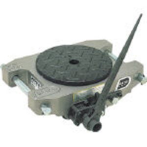 ダイキ [AL-DUW-5R] スピードローラーアルミ自走式ウレタン車輪5ton ALDUW5R 432-0859