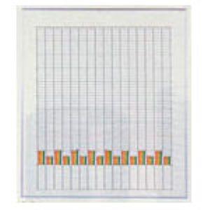 【個数:1個】日本統計器 [SG316]「直送」【代引不可・他メーカー同梱不可】 小型グラフSG316 (480X553MM) 463-9715 【キャンセル不可】