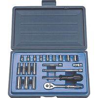シグネット 工具 SIGNET 11621 1/4DR 21PC インチ ソケットレンチセット 11621