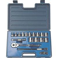 シグネット 工具 SIGNET 13618 1/2DR 18PC インチ ソケットレンチセット 13618