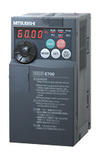 MITSUBISHI(三菱電機) [FR-E720-0.75K]インバータFREQROL-E700シリーズ FRE7200.75K