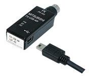 【あす楽対応】MITSUBISHI(三菱電機) [FX-USB-AW] FX-USB-AW形 RS-422/USB変換器 FXUSBAW【即納・在庫】