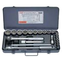 トップ工業 TOP工業 工具 SSS-417S サーフェイスソケットレンチセット 差込角12.7mm SSS417S