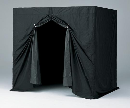 【受注生産品 納期-約3週間】[1-8119-01] 組立式暗室 床置型小 ADR-F1 1811901【送料無料】
