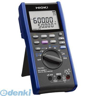 【あす楽対応】HIOKI[DT4281] デジタルマルチメータ(A端子なし)