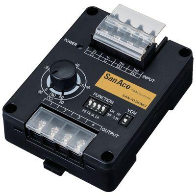 【受注生産品 納期-約3週間】SanACE 9PC8666X-S001 PWMコントローラ ボックスタイプ9PC8666XS001