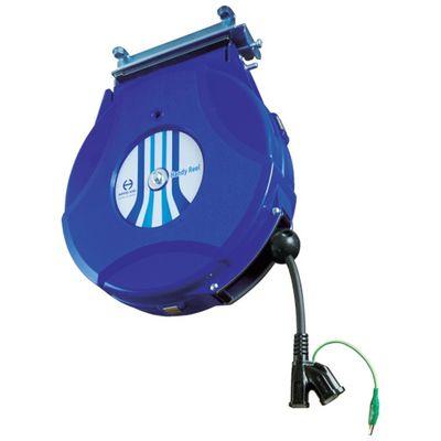 【あす楽対応】日平[HEP-610C-BL] リール コンセントリール 10M 125V・10A(コード引き出し時)HEP610CBL