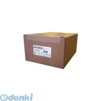 A-one(エーワン) [31151] ラベルシール[プリンタ兼用] A4 1面 1000シート入 4906186311519