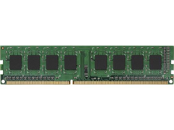 エレコム/デスクトップパソコン用メモリモジュール 4GB/EV1600-4G/RO