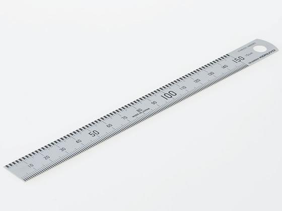 2020 新作 メール便限定 送料240円 1000円以上で送料無料 限定タイムセール コクヨ 本当の定規 TZ-DARS15 15cm