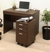 【送料無料】シンプルキャビネット ブラウン SLD-3060S 収納用品 オフィス家具 ワゴン 【アイリスオーヤマ】