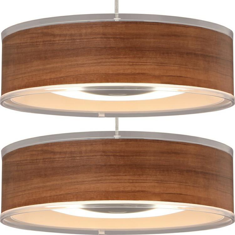 【2個セット】デザインペンダントライト メタルサーキットシリーズ 浅型 8畳 上下調色 PLM8DL/DL-ADWN・O ウォールナット ホワイトオーク LEDペンダントライト 調光 LEDシーリングライト シーリングライト LED照明 LED 照明 アイリスオーヤマ