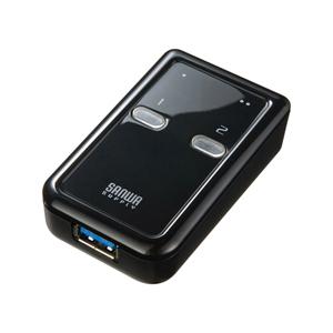 【送料無料】【サンワサプライ】 USB3.0切替器(2回路) SW-US32【TD】【パソコン周辺機器/PC/】【代引き不可】05P18Jun16