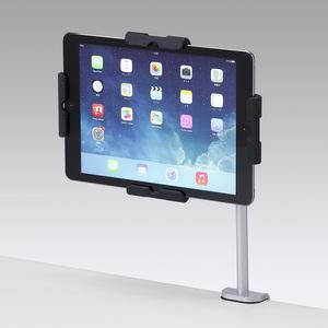 46aea19e4a 送料無料】【サンワサプライ】9~11インチ対応iPad・タブレット用アーム ...