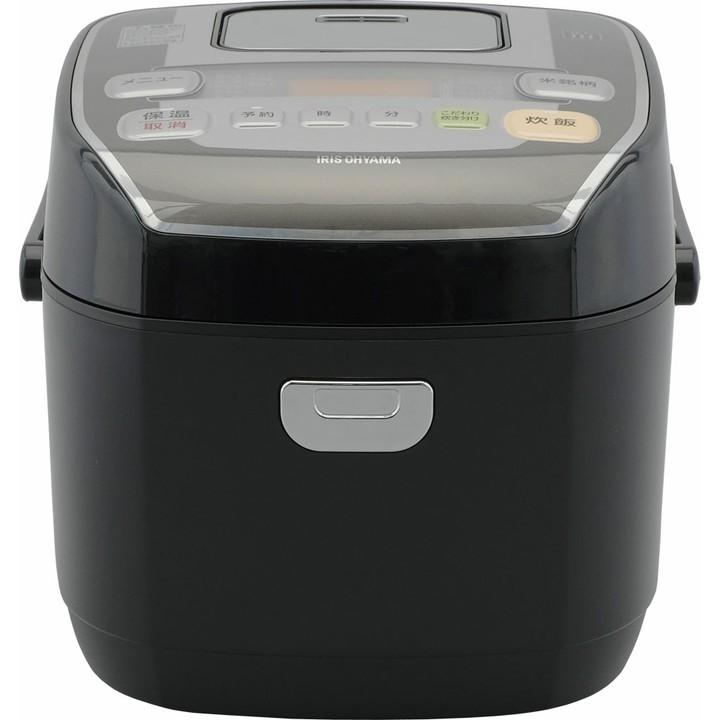 米屋の旨み 銘柄炊き 圧力IHジャー炊飯器 5.5合 RC-PA50-B ブラック アイリスオーヤマ