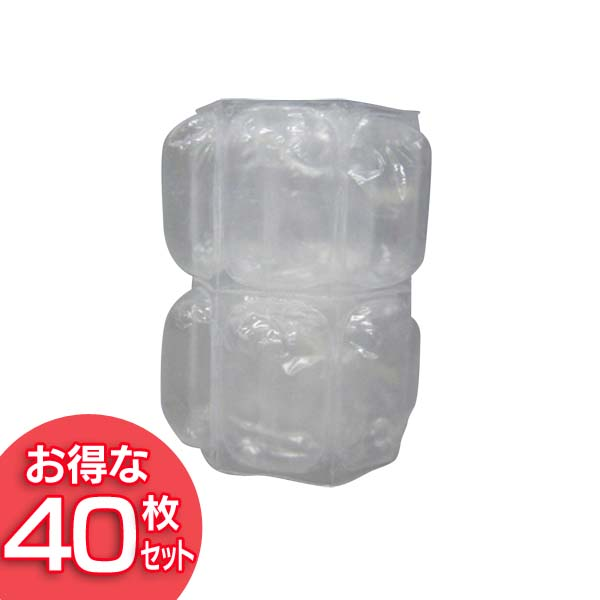 【40個セット】エア充填材 M-AJ-M アイリスオーヤマ