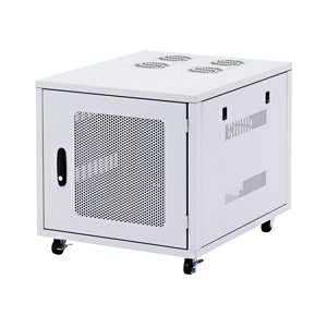 【代金引換不可】小型19インチサーバーラック(9U) CP-SV1N【サンワサプライ】【TD】【パソコン周辺機器/PC/】