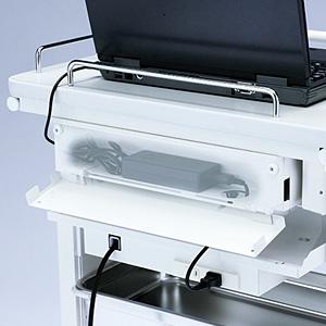 【代金引換不可】RAC-HP9SC用ACアダプタ収納ボックス RAC-HP9ADBN【サンワサプライ】【TD】【パソコン周辺機器/PC/】
