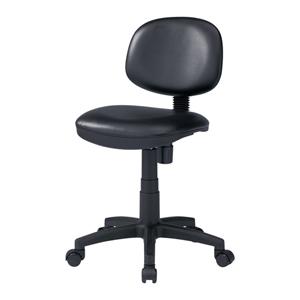 【送料無料】【サンワサプライ】OAチェア ブラック SNC-E3KVBK2【TD】【パソコン周辺機器/PC/】【イス/椅子/オフィス/家庭/OAチェア/キャスター】【代引き不可】