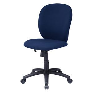 【送料無料】【サンワサプライ】OAチェア ブルー SNC-T148BL【TD】【パソコン周辺機器/PC/】【代引き不可】【イス/椅子/オフィス/家庭/OAチェア/キャスター】05P18Jun16
