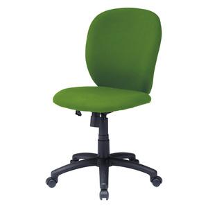 【送料無料】【サンワサプライ】OAチェア グリーン SNC-T148G【TD】【パソコン周辺機器/PC/】【代引き不可】【イス/椅子/オフィス/家庭/OAチェア/キャスター】05P18Jun16