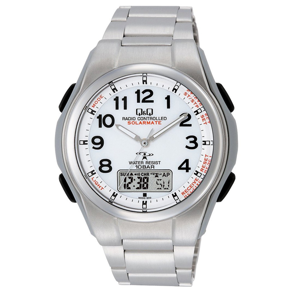 【送料無料】シチズンCBM 電波ソーラーウォッチ MD02-204【TC】【HD】[トケイ・とけい・ウォッチ・時間・メンズ・腕時計]
