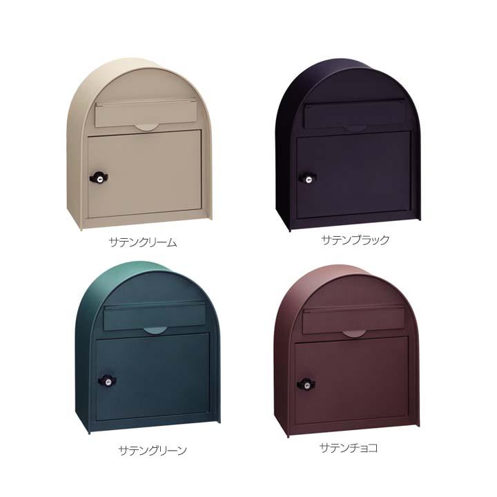 【送料無料】【ポスト 郵便受け】ヴィンテージポスト【郵便ポスト メールボックス 郵便BOX】 PE-5778・PE-5774・PE-5773・PE-5776 全4色【TD】【丸三】【代引不可】