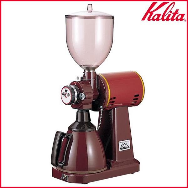 【送料無料】Kalita〔カリタ〕電動コーヒーミル ハイカットミル(HIGH CUT MILL)タテ型【K】【TC】