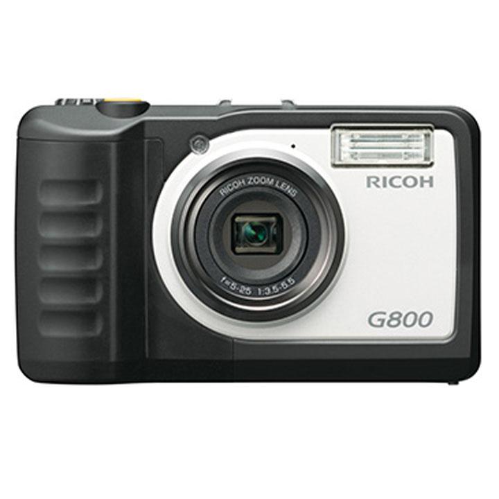 工事現場向けデジタルカメラ G800送料無料 デジタルカメラ カメラ 写真 工事現場 リコー 【D】