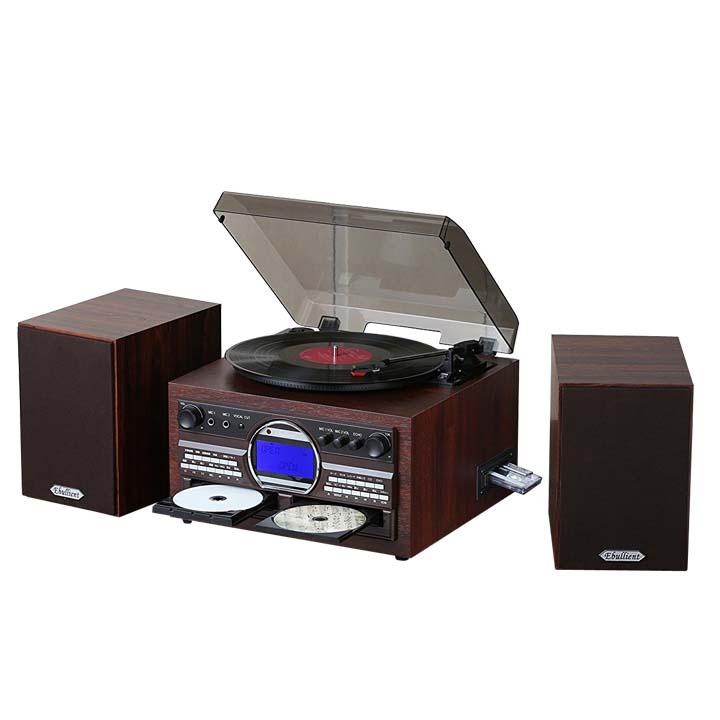 DVDカラオケ録音機能付き多機能プレーヤー TS-6153送料無料 マルチプレーヤー CD カセット レコード とうしょう 【D】