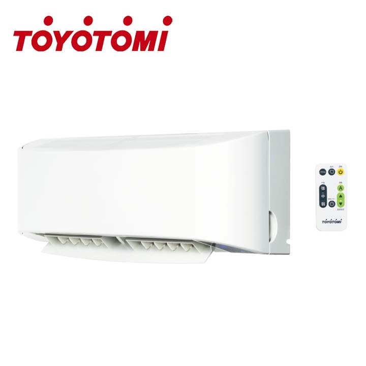 壁掛けサーキュレーター ホワイト FC-W50H送料無料 扇風機 季節家電 家電 TOYOTOMI トヨトミ 【D】