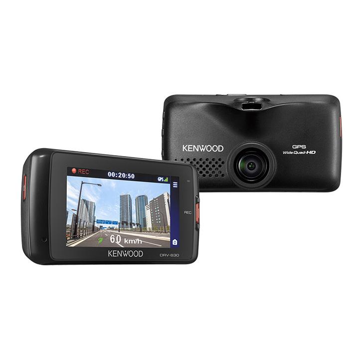 ドライブレコーダー DRV-630送料無料 カメラ 車載 録画 KENWOOD JVCケンウッド 【D】