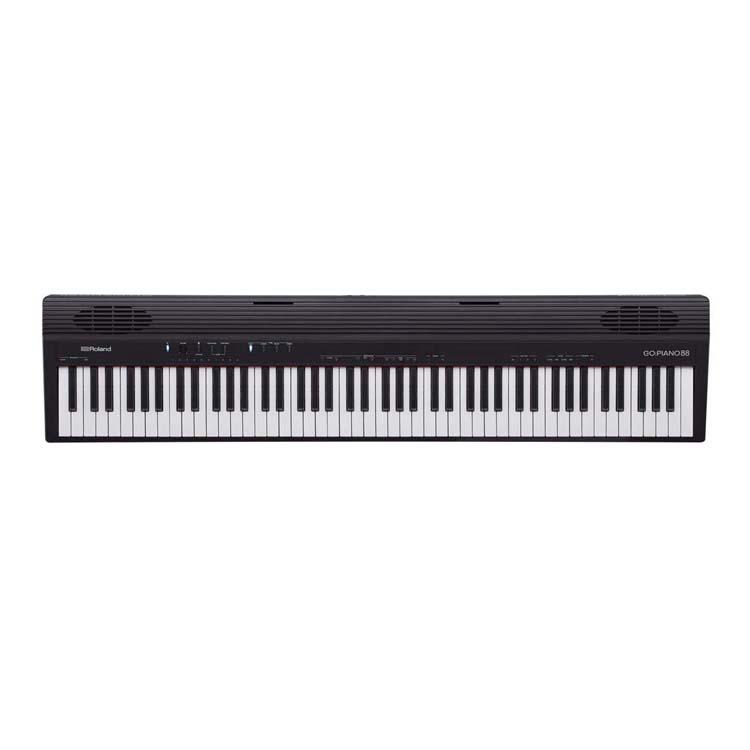 電子キーボード GOPIANO88 GO-88P送料無料 楽器 ピアノ 88鍵盤 スマートフォン連携 タブレット連携 7kg 音楽コンテンツ活用 エントリーキーボード ビギナー ユーザー 初心者 Roland ROLAND ローランド 【D】