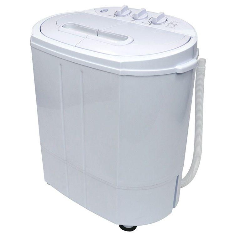 エスケイジャパン ミニ2槽式洗濯機 SW-A252送料無料 ミニランドリー 脱水機 節水 小型 コンパクト 洗濯機 一人暮らし 別洗い 赤ちゃん くつ下 【D】