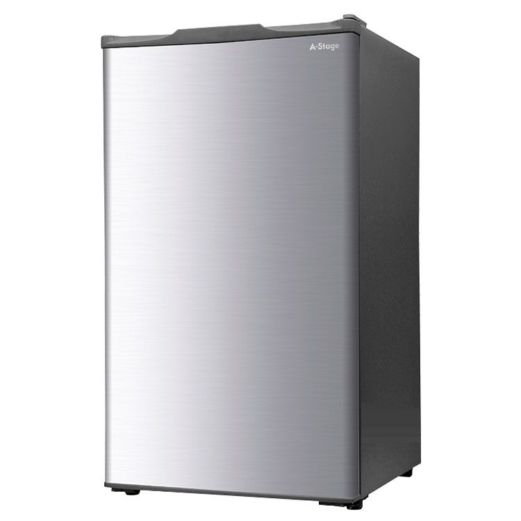 A-stage 1ドア冷凍庫 60L シルバー WRH-F1060SL送料無料 冷凍庫 直冷式 小型冷凍庫 前開き式 コンパクト 静音タイプ 1ドア 60L シルバー WRH-F1060 【D】