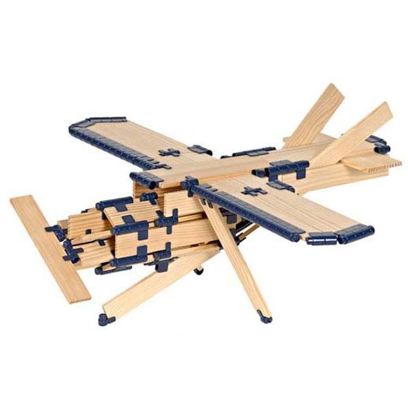 子供のために設計されたインテリジェントなアイテム 子供の創造性を促す新感覚のフランスの木製知育玩具 TomTecT1000
