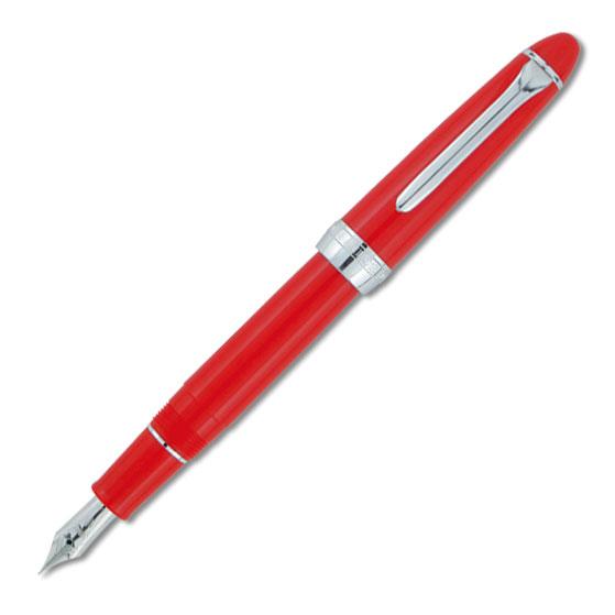 シンプルなデザインと鮮やかな色彩のコントラスト セーラー プロカラー500万年筆