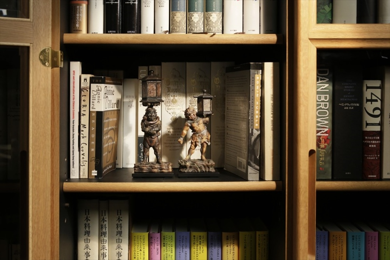 約20cmの掌サイズの姿の中に日本の匠の技を凝縮! 身近における仏像シリーズ イSム TanaCOCORO『掌』 天燈鬼・竜燈鬼セット