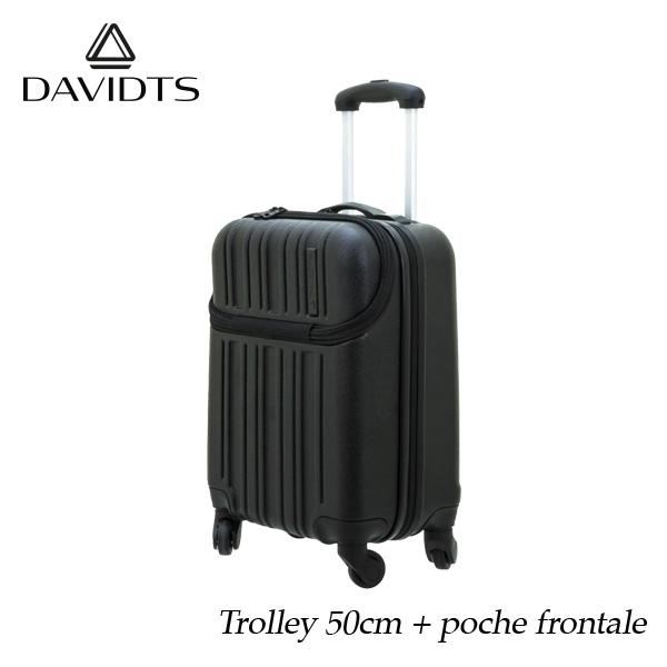 スーツケース おしゃれ 30l ブラック キャリーケース キャリーバッグ ビジネス 出張 旅行 ハードスーツケース キャビンケース メンズ レディース 人気 疲れにくい 海外ブランド製品 ブランド DAVIDTS 送料無料 【メール便不可】