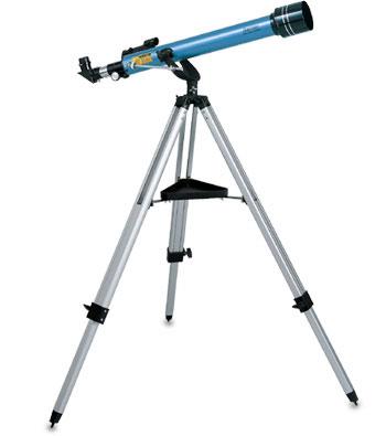 【お取寄】天体望遠鏡(屈折式・経緯台)//【smtb-MS】【メール便不可】