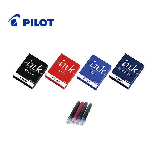 人気 おすすめ 万年筆 ソフトペンのスペアインク パイロット万年筆 カートリッジインク 1個12本入り メール便可 人気商品 1 M便 05P03Dec16 10