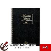 マルマン スケッチブック モンバルキャンソン F4 (332×242mm) 15枚 C14 / 5セット