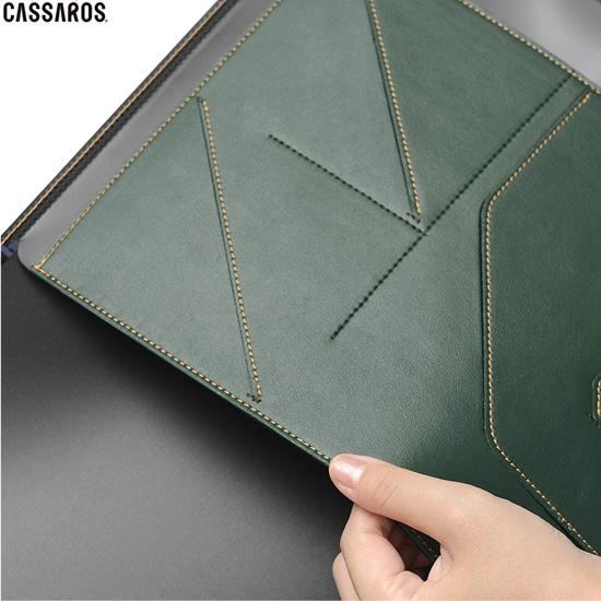 CASSAROS キャサロス 多機能リングファイル A4用