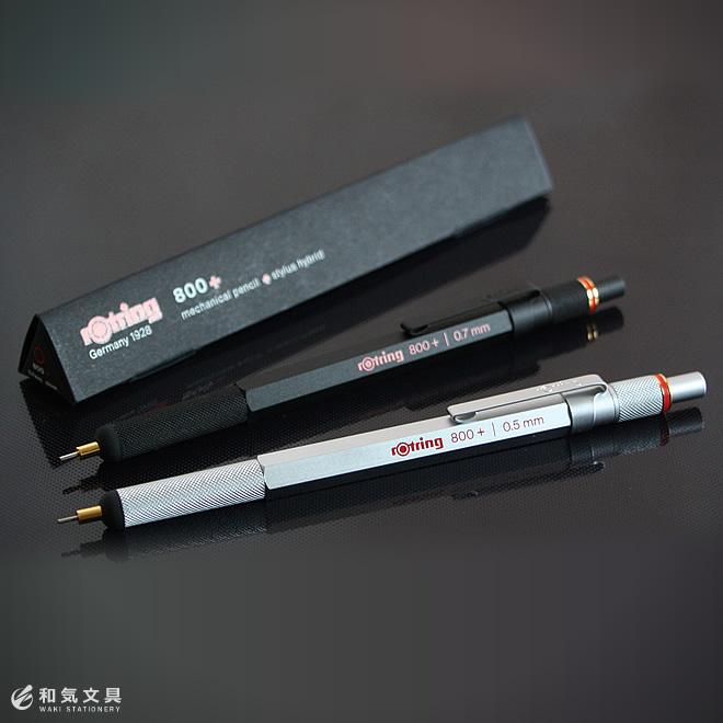 ロットリング ROTRING 800+ シャープペンシル HB (タッチペン機能搭載)