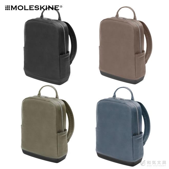 モレスキン バッグ バックパック カバン / モレスキン MOLESKINE クラシック レザー バックパック リュック
