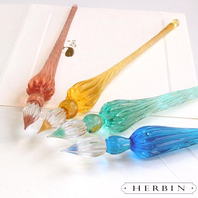 激安挑戦中 エルバン J.HERBIN 通常便なら送料無料 ガラスペンつむぎ