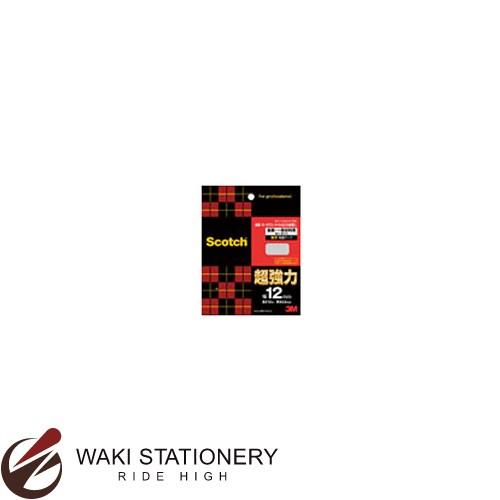 スリーエム [スコッチ / Scotch] 超強力両面テープ [金属用・一般材料用] 12mm×10m PVG-12 / 10セット