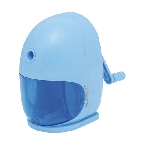 ナカバヤシ 手動鉛筆削りき ブルー DPS-H201B [DPS-H201] / 12セット