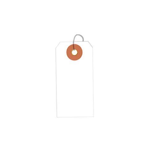 ササガワ [タカ印] ユポ荷札 豆 1000枚(50枚帯×20束)入 25-1210